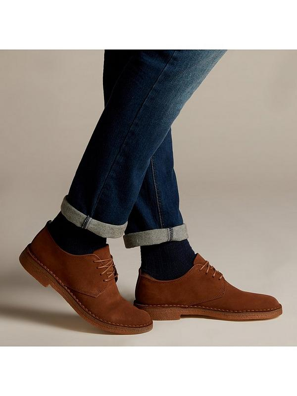 Originals Suede Desert London Shoe Cola Brown