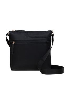 radley-pocket-essentials-small-zip-top-crossbody-bag--nbspblack