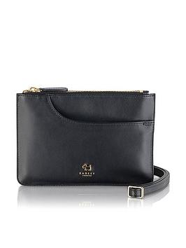 Small Radley Compartment Pockets  Crossbody Bag Black Pocket Outlet Excellent E12nxbFu0