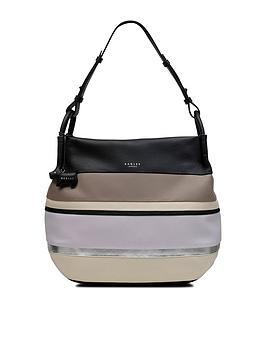 Websites Online Radley Medium Zip Chartwell Bag Hobo Black Top  Multi Discount Fashionable Choice Sale Online Footlocker Cheap Online Cheap 2018 Unisex jLoa8