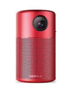 anker-nebula-capsule-pocket-cinema-wireless-portable-smart-projector-red