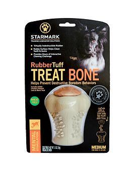 starmark-rubbertuff-bone-medium