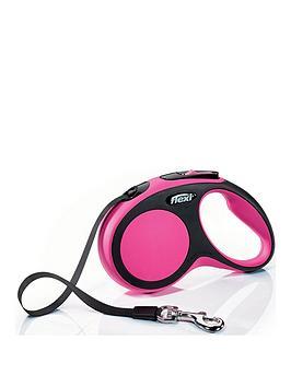 flexi-new-comfort-tape-med-5m-pink