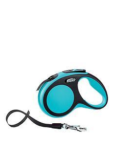 flexi-new-comfort-tape-med-5m-blue