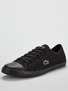 5f5ac1f307e889 Lacoste Ziane Sneaker 318 4 Caw - Black