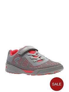 clarks-award-blaze-girls-infant-shoes-grey