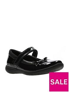 clarks-venture-star-patent-kids-shoes-black
