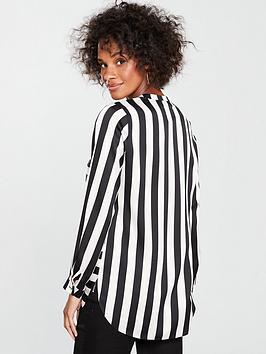 Wallis Black Stripe Shirt Humbug White Amazing Price Cheap Online 6fd1jo