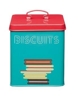 kitchencraft-art-deco-airtight-metal-biscuit-storage-tin