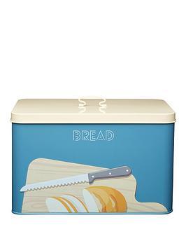 kitchencraft-art-deco-metal-bread-bin