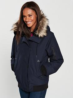 fred-perry-snorkel-faux-fur-jacket-navy