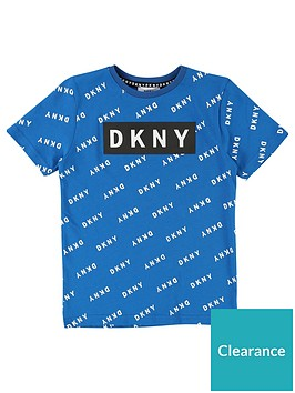 dkny-boys-short-sleeve-all-over-print-logo-t-shirt