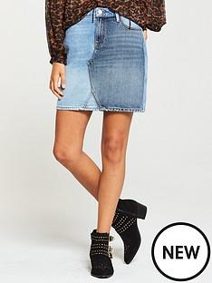 v-by-very-denim-block-mini-skirt