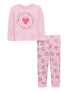 mini-v-by-very-girls-neon-donut-glitter-pyjamas-pink