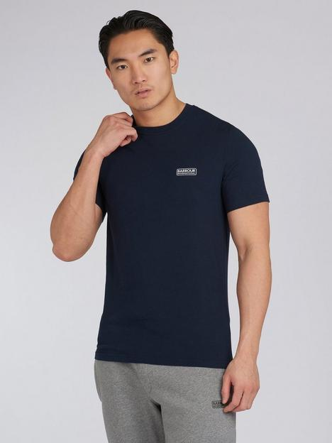barbour-international-small-logo-slim-fit-t-shirt-navy