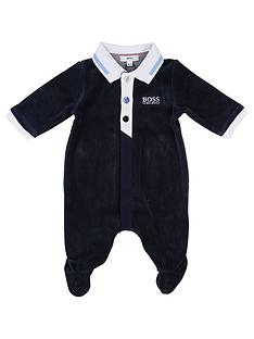 BOSS Baby Boys Sleepsuit Gift Box fc3578c2fe6d