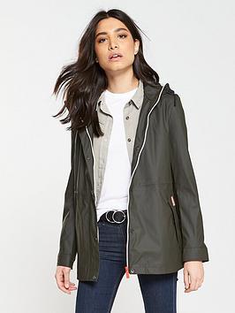 hunter-original-lightweight-rubberised-jacket-dark-olive