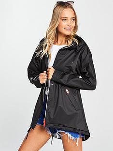 hunter-original-vinyl-smock-jacket-black