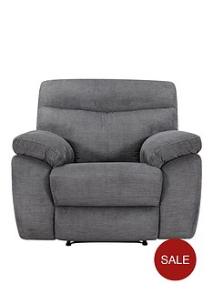 violino-new-oxton-fabric-manual-recliner-armchair