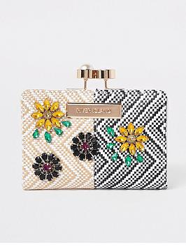 river-island-pearl-cliptop-purse-print