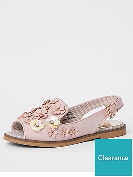 river-island-3d-flower-slingback-sandals