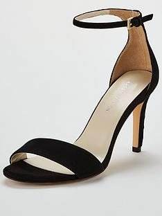 karen-millen-stud-detail-two-part-heeled-sandal-black