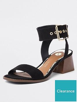 river-island-block-heel-sandal-black