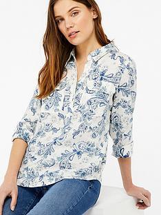 monsoon-amelia-print-linen-shirt-whiteblue