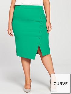 v-by-very-curve-high-waisted-asy-skirt