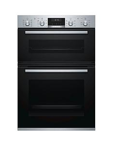 bosch-serie-6-mba5350s0b-built-in-double-oven-stainless-steel