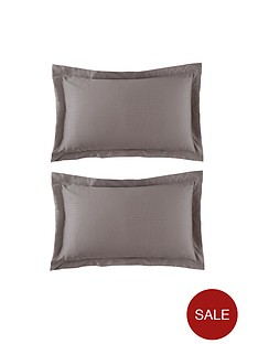 hotel-collection-snakeskin-300-thread-count-100-cotton-oxford-pillowcases-pair