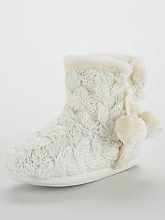v-by-very-winter-cable-knit-slipper-boot-cream