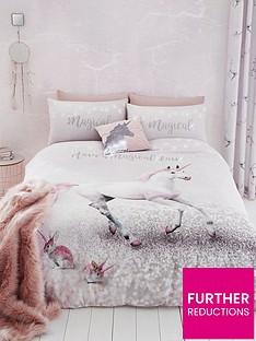 catherine-lansfield-enchanted-unicorn-duvet-cover-setnbsp