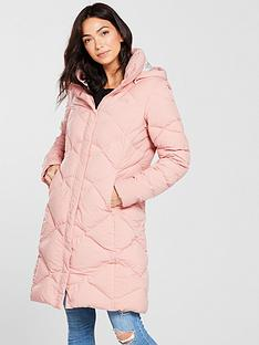 97e5c4c7f278 THE NORTH FACE Miss Metro Parka II - Misty Rose