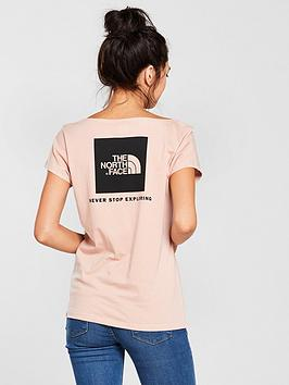 Affordable Sale Online Free Shipping How Much Short Tee NORTH nbsp Redbox Sleeve  Rose THE Misty FACE Crew Cheap Sale Latest Collections B0R4Z