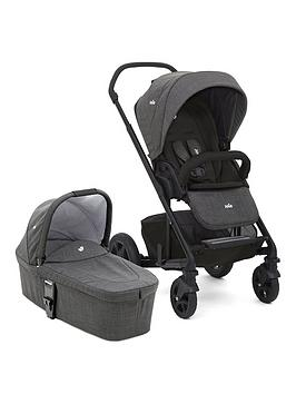 joie-chrome-dlxnbspbuggy-and-carry-cot