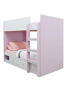 peyton-storage-bunk-bed-with-mattress-options-buy-and-save-whitepink