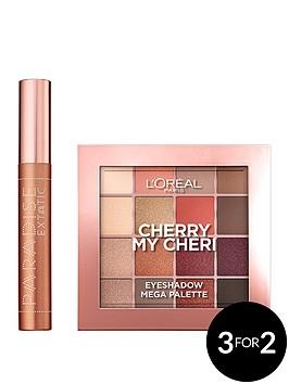 loreal-paris-pastel-paradise-eye-kit-gift-set-for-her