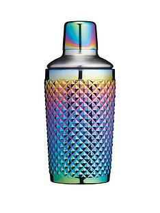 kitchencraft-barcraft-300ml-glass-rainbow-cocktail-shaker