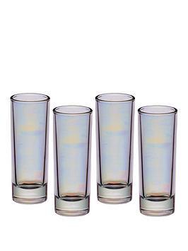 kitchencraft-barcraft-raibow-iridescent-tall-shot-glasses