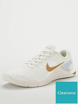78344892d8ff Nike Metcon 4 - Champagne