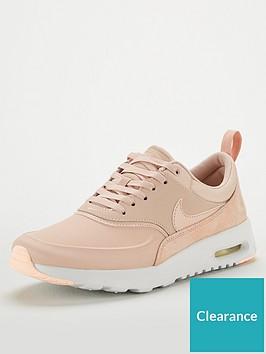 finest selection 34e5e fb5a0 Nike Air Max Thea Premium - Beige