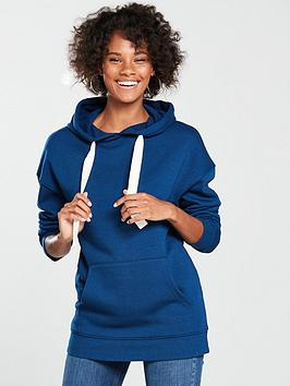 V Oversized by nbsp Navy Hoodie Very Comfortable Cheap Price 2018 New Cheap Price Cheap Sale Best Place Affordable Cheap Price tqJAi7BP
