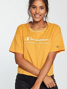 champion-maxi-tee-mustardnbsp