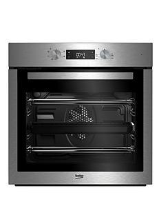 beko-bif16300x-ecosmart-built-in-single-electric-oven-stainless-steel