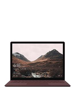 microsoft-microsoft-surface-laptop-intel-core-i5-8gb-ram-256gb-ssd-135in-full-hd-touchscreen-laptop-burgundy