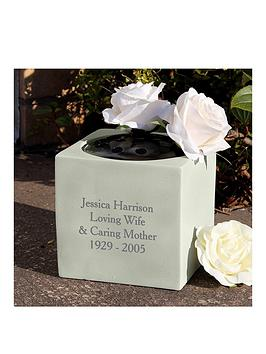 personalised-memorial-graveside-vase