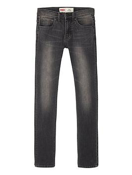 levis-boys-512-slim-fit-tapered-leg-black-wash-jean