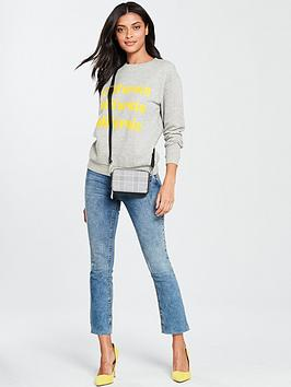 Cheap Shop Offer Affordable Sweat V Top Very California Grey  by Discount New Arrival Outlet New Styles lJmXMGj