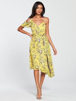 oasis-provence-chiffon-asymmetric-midi-dress-printednbsp